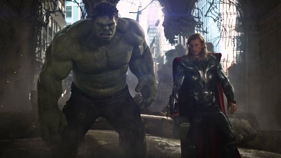 Hulk-Thor-marvel