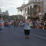 It's Smee and some great characters in the background.