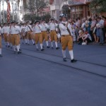 Fife and Drum Corp is 3rd band in parade. Where are they today? Gone