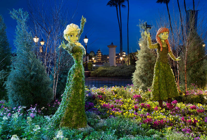 frozen-topiary-epcot