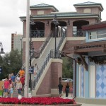 A new pedestrian bridge to the Disney Springs Resort Hotels