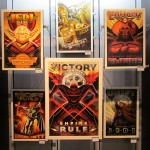 Nice selection of posters