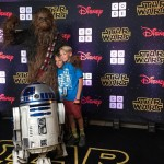 The Honeas and Star Wars at Hour of Code