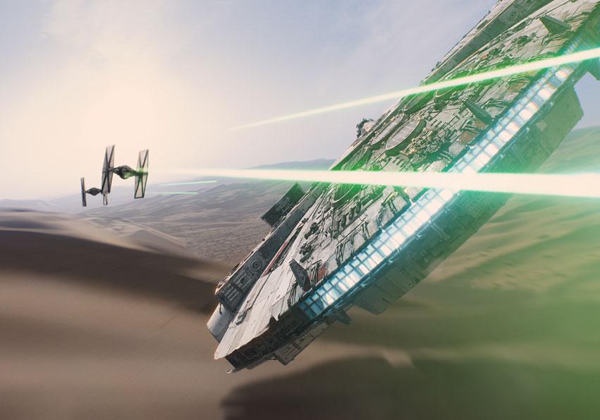 star wars the force awakens jakku