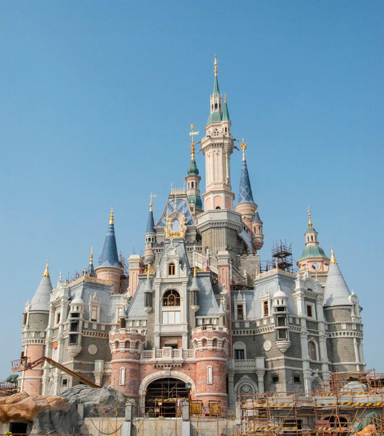 Shanghai_Enchanted-Storybook-Castle