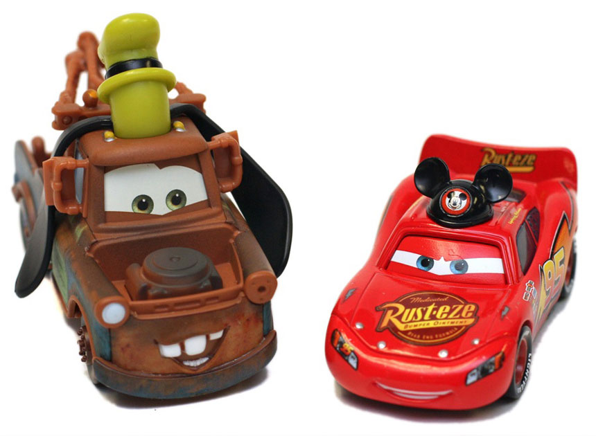 Toys For Cars : Mattel and disney extend relationship for upcoming cars