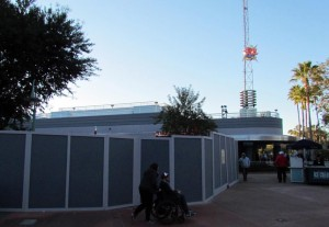 Finally the former audition halls of American Idol are being turned into a meet and greet area.