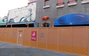 Pizza Planet is down for a 6 momth refurb