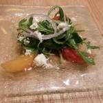 Arugula & Boursin Cheese Summer Salad