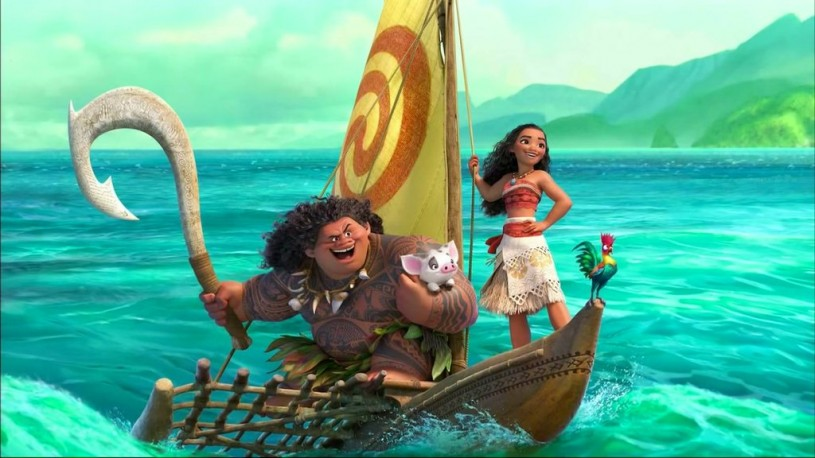 Moana disney The Disney Blog