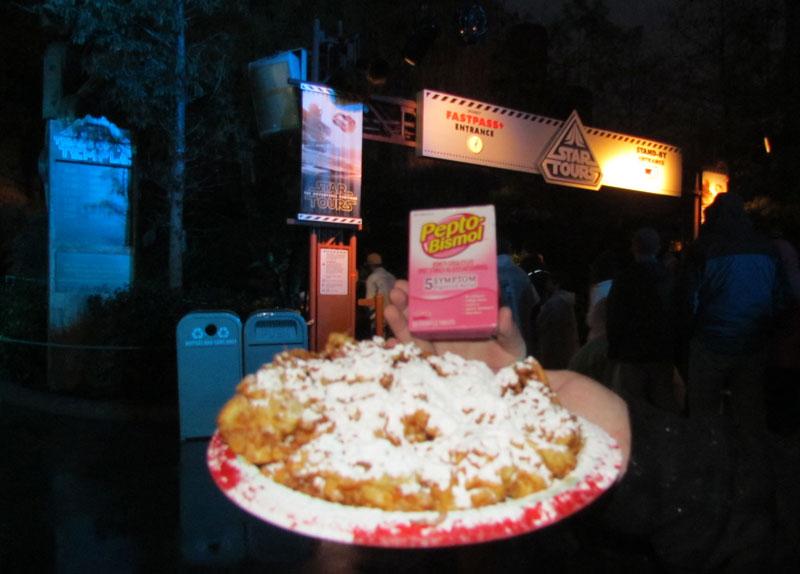 pepto-funnel-cake