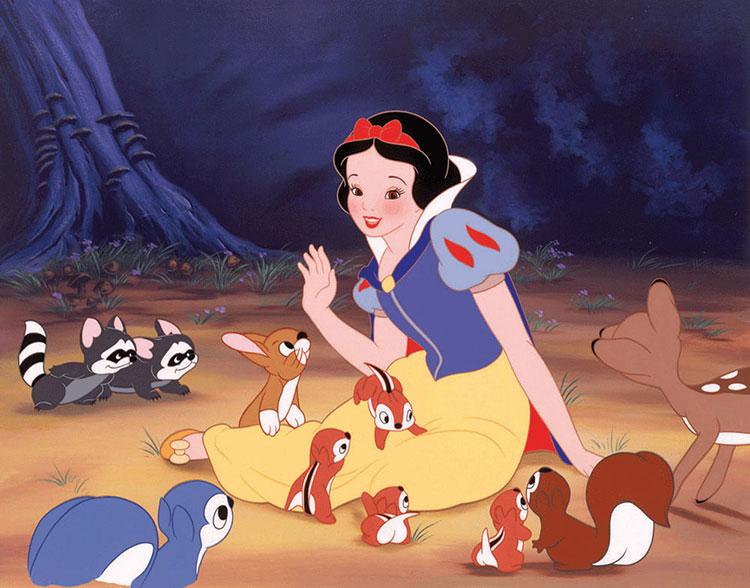 annie leibovitz disney snow white