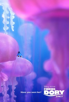Finding-Dory-Poster-With-Jellyfish