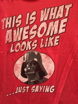 Darth Awesome