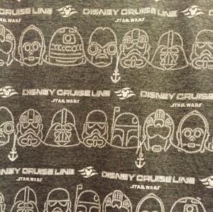 Star Wars Day at Sea t-shirt