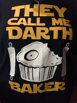 Cooking with Vader