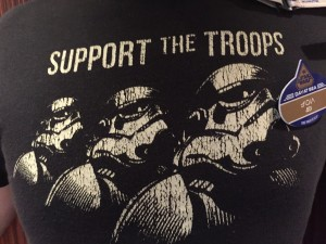 Support the Storm Troopers