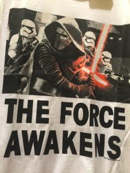 Force Awaken t-shirt