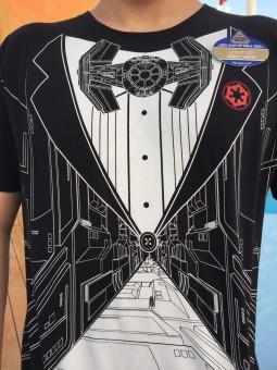 Tuxedo Tie Shirt