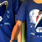 Star Wars Day at Sea t-shirts
