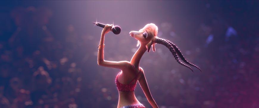 Shakira Zoomania Song