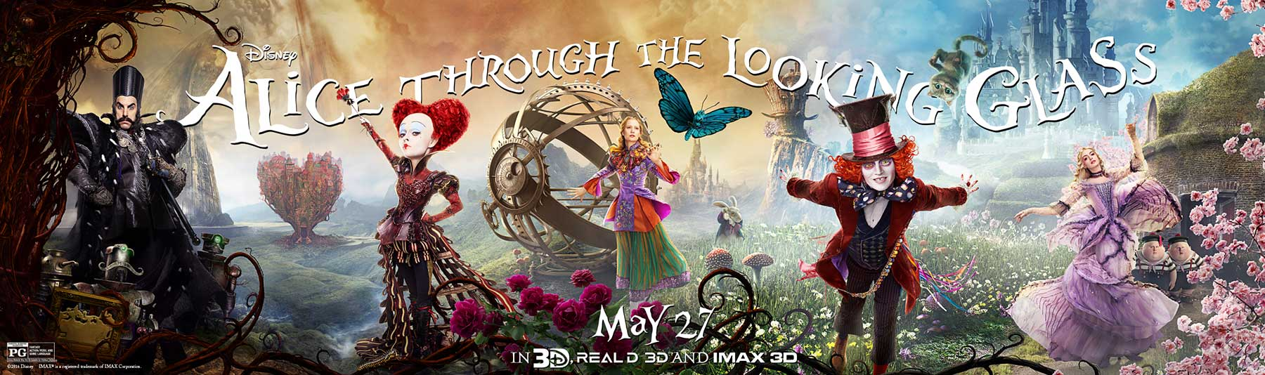 AliceThroughTheLookingGlass-wideposter