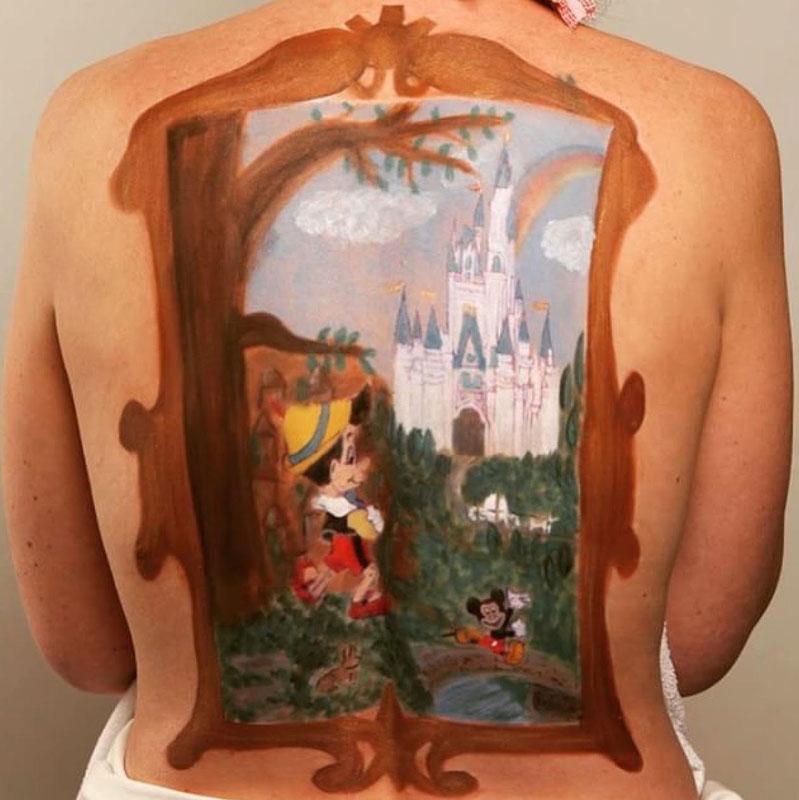 back-art