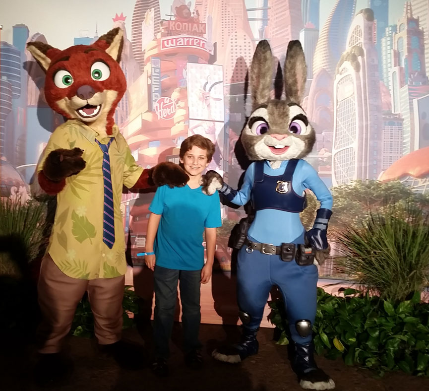 Zootopia characters judy hopps nick wilde will appear in the parks zootopia characters wdw m4hsunfo