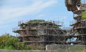 Work continues on other cliffs