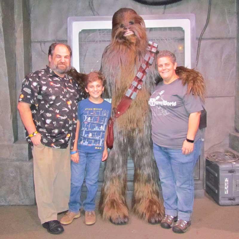 chewbacca-family