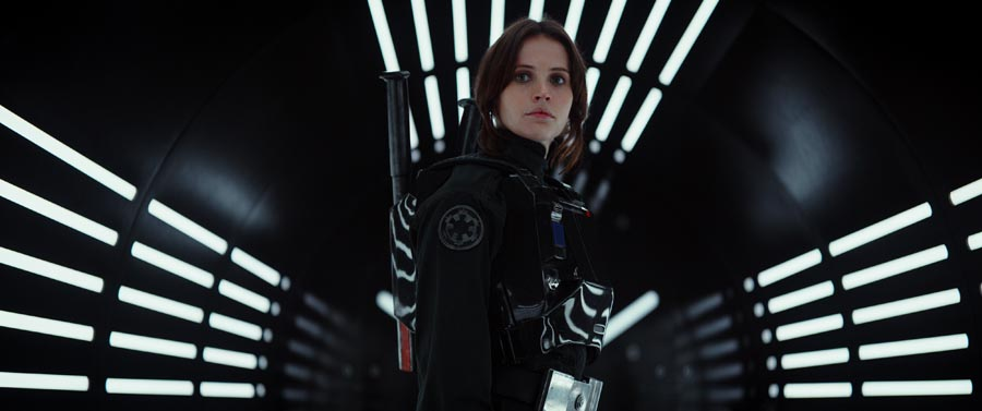 Rogue One: A Star Wars Story(Felicity Jones)Ph: Film Frame©Lucasfilm LFL