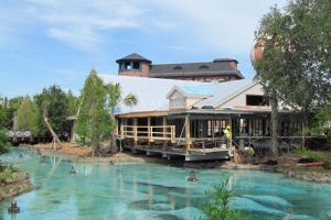 Art Smith's Homecoming is beautifully perched over the springs