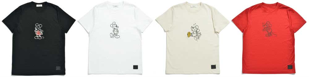 disneyxcoach-shirts