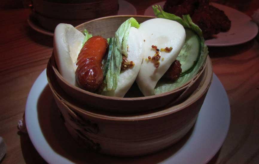 morimoto-forbidden-lounge-sausage-bao