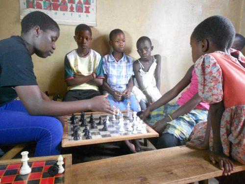 Ugandan Chess