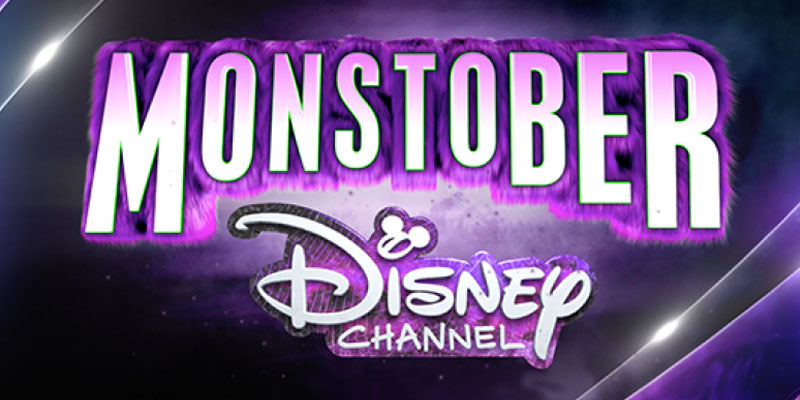 monstober-disney-channel