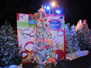 its a fun exhibit which each of the 15 trees having their own particular delights i just wish they hadnt hidden it back in the corner of disney springs