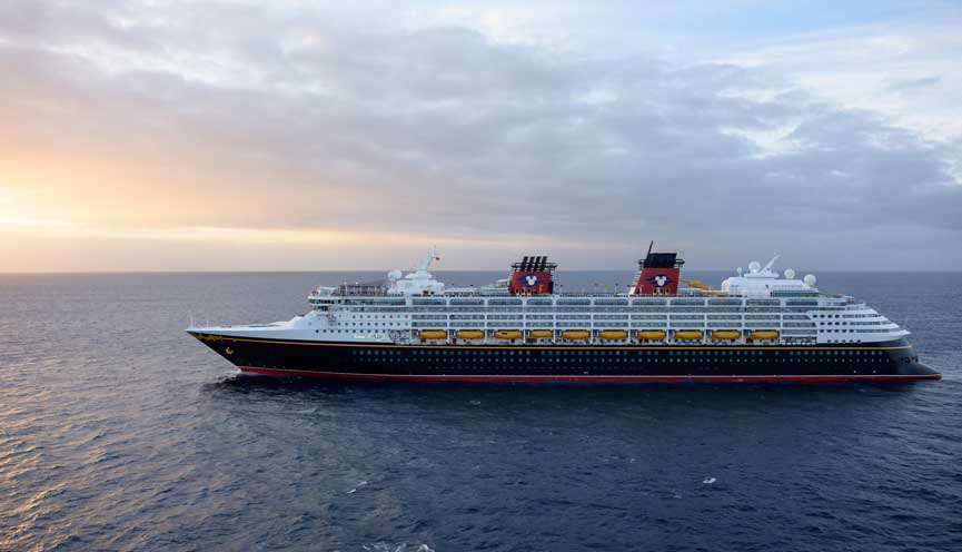 Disney Cruise Opens Up New Ports Itineraries Starting In