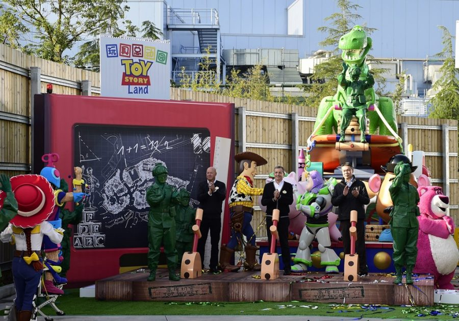 shanghai disneyland announces first expansion toy story