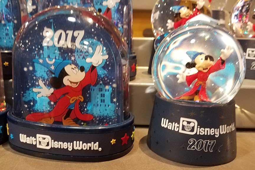 2017 Walt Disney World Merchandise