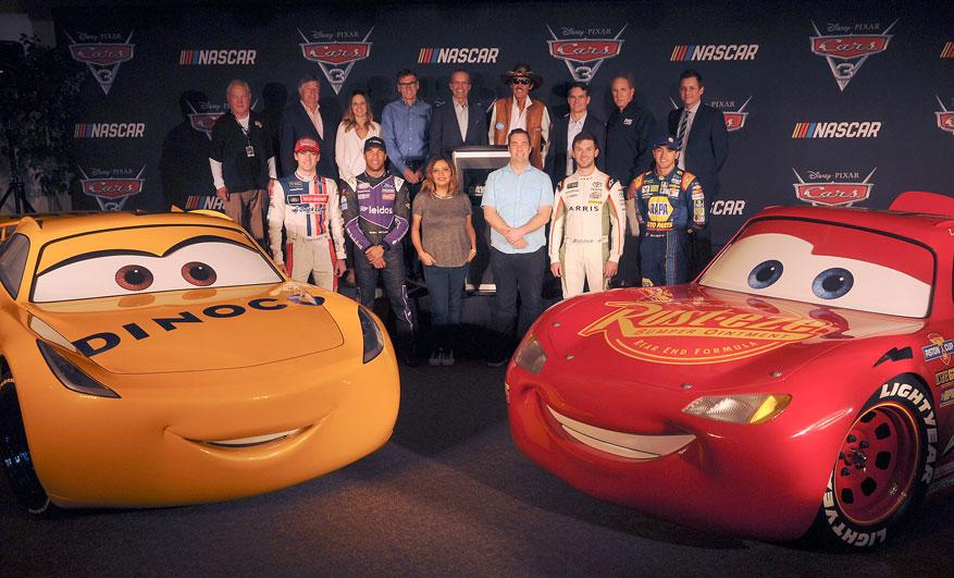 Cast Of Cars  Disney