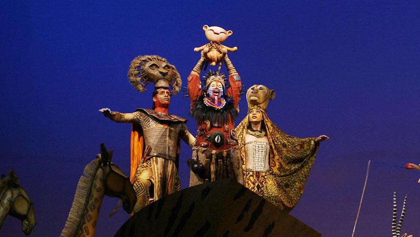 Disney S The Lion King Musical Celebrates 9 000 Broadway Performances Today The Disney Blog