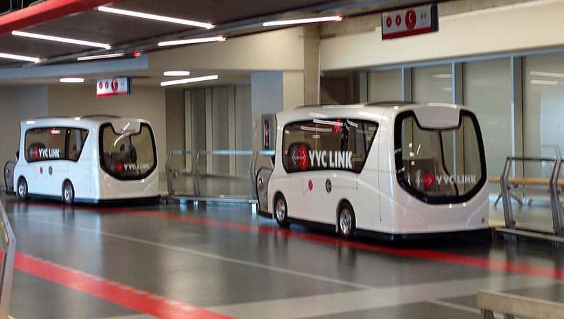 Has Disney World S Self Driving Shuttle System Been Delayed The Disney Blog