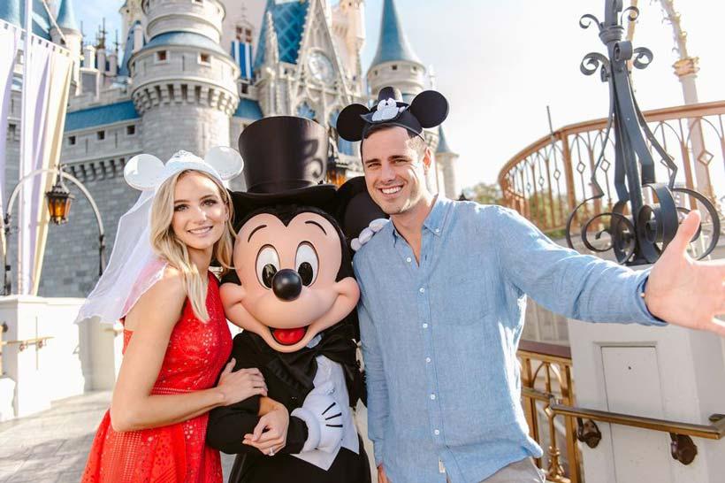 "Wedding Dreams Come True On New ""Disney Fairytale Weddings"