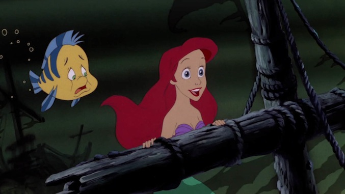 The Little Mermaid live musical special coming to ABC this ...