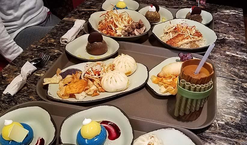 pandora food disney world