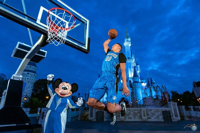 brand new e41ae cf5b6 Orlando Magic to sport Walt Disney World logo on NBA Jersey ...