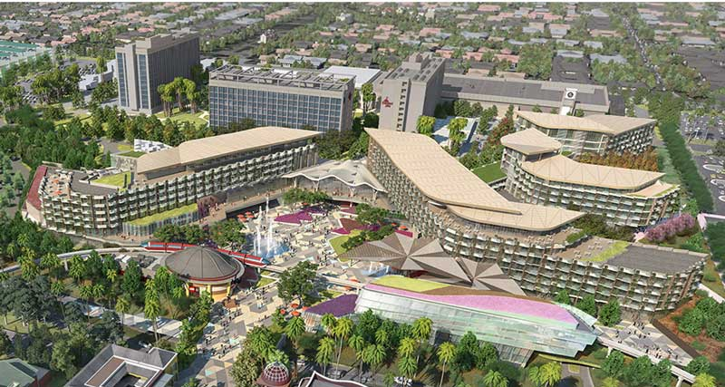 hotels in downtown disney world