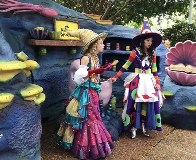 Halloween Spooktacular Seaworld.Halloween Spooktacular At Seaworld Offers Real Family Fun