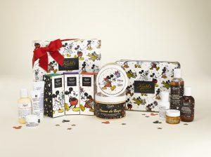Kiehls Since 1851 Mickey Charity Sets